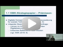 WS 8: Der Scrambled Classroom im Kontext des KMK-Strategiepapiers