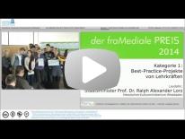 fraMediale Preisträger: Filmprojekt Siehste Töne!? Hörste Bilder!? der Weißfrauenschule, Frankfurt am Main