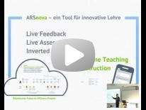 WS 6: Lernwiderstände erkennen: Best Practices mit dem Audience Response System ARSnova