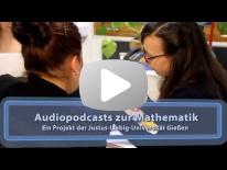 Vorstellung des fraMediale Preisträgerprojektes: Audiopodcasts zur Mathematik