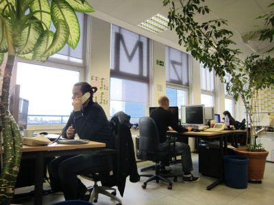 Die Arbeit im FTzM-Büro