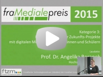 fraMediale Preisträger: Medienscouts des Mons-Tabor-Gymnasiums Montabaur