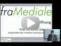 Eröffnung der fraMediale 2017